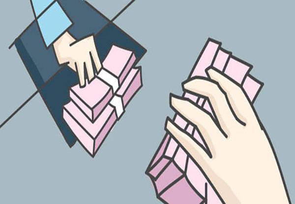借款大王多久到账,贷上钱额度已售馨是被拒了吗