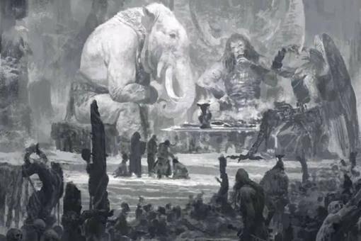 狮驼国人间地狱(如来不管恐怖的狮驼国吃人图片)