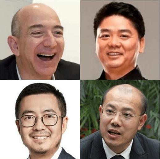 出轨男人贝佐斯、刘强东、蒋凡、绿地陈军,谁是真爱?