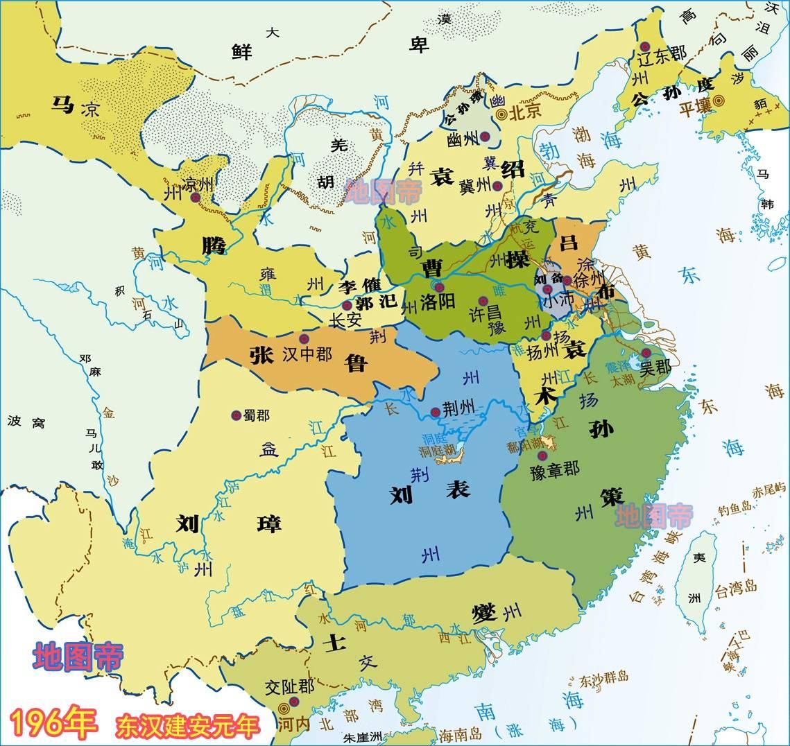 三国时期的下邳在如今哪里,这个名字是怎么来的?_吕布