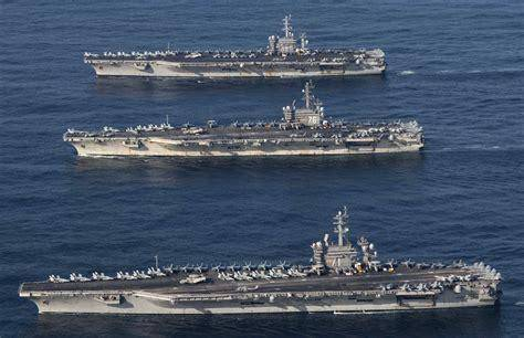 全核舰队一定烧钱?论鼠目寸光的美国海军,如何错失全核舰队机会