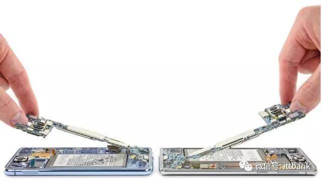 三星s10做工怎么样,三星S10内部做工拆解图插图(14)