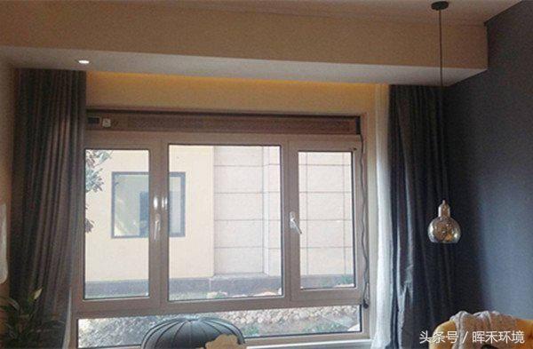 窗式空气净化器家用(窗式新风空气净化器品牌)