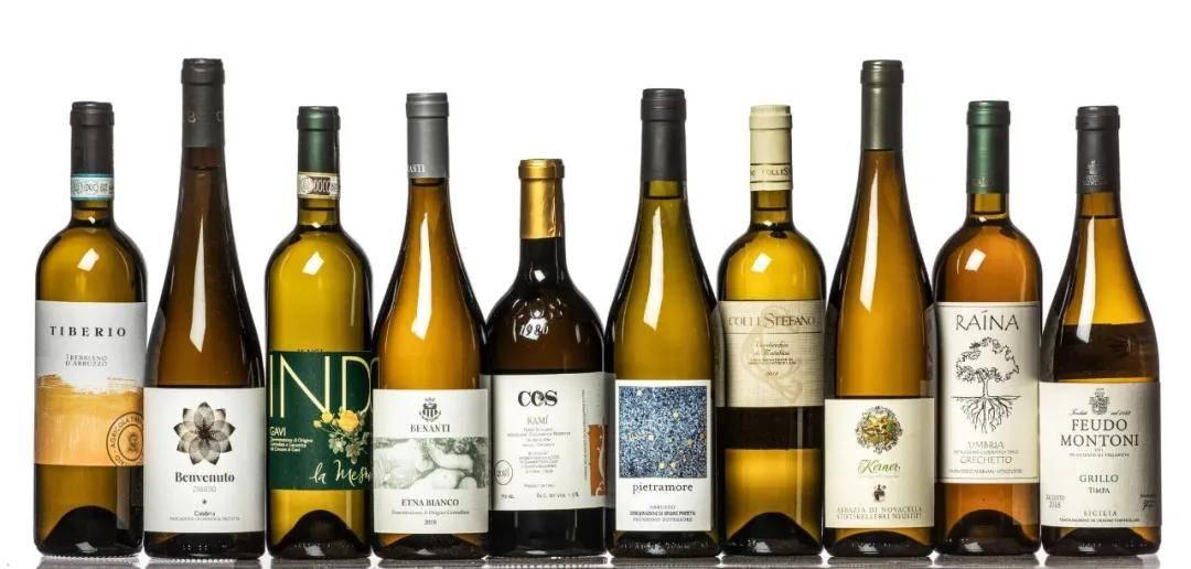 十款价格25美元以内的最佳意大利白葡萄酒
