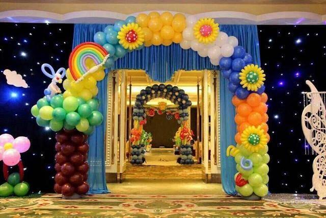 氣球布置培訓哪里比較專業?公司宴會氣球布置培訓