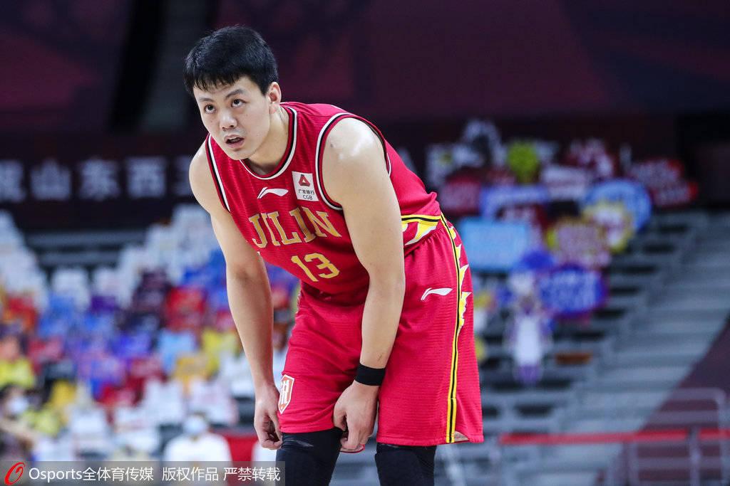姜宇星23+5+5陶汉林砍两双 吉林胜山东止四连败