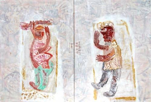 艺术收藏:于来油画作品赏析