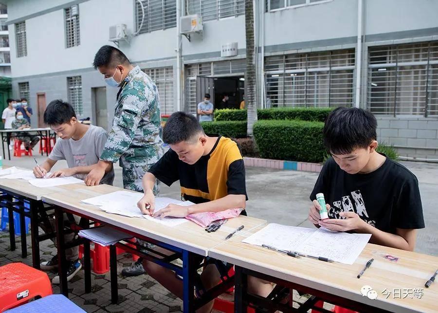 天等县2020年征兵体检工作全面启动 崇左新闻网
