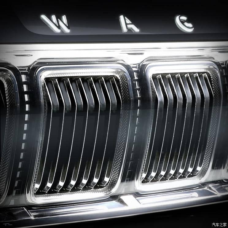 第二季度推向市场 Jeep大瓦格尼预告图宣布