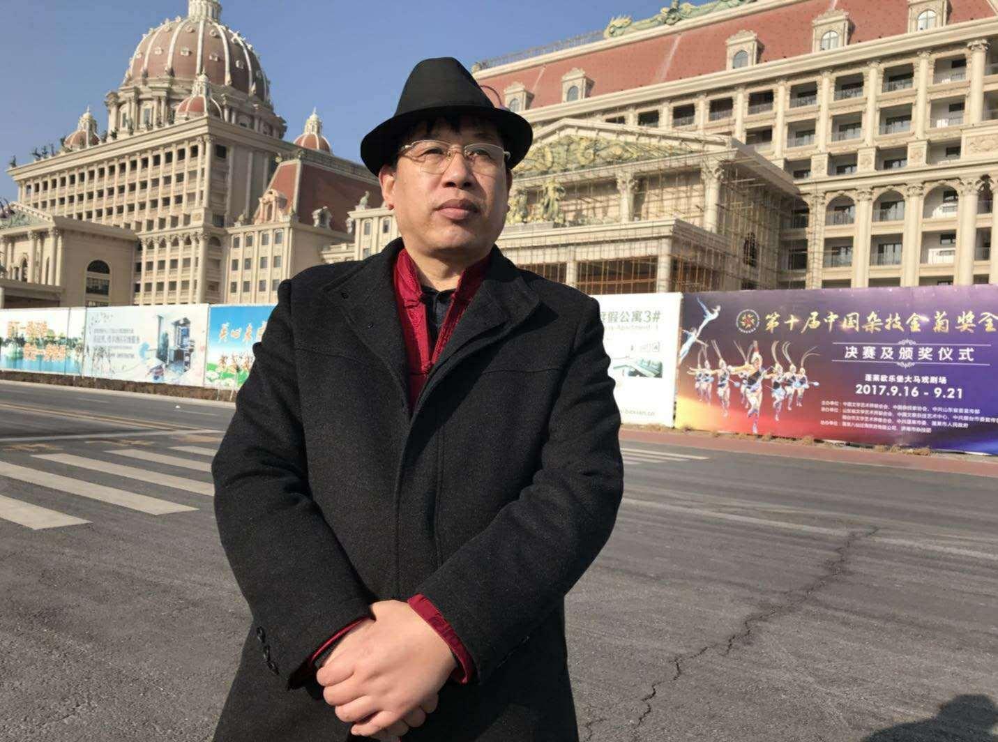 中国著名建筑房产家居风水大师排名榜