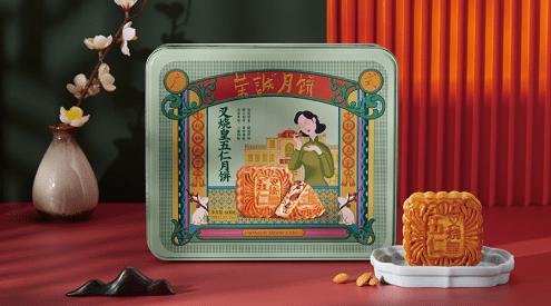 """中秋国庆""""双节联璧"""",月饼界的头部玩家们都在做什么?"""
