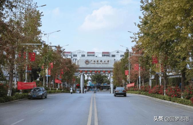 广西医科大学是几本(多少分能考上广西医科大学)