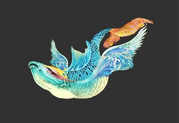 北冥有鱼原文及翻译)北冥有鱼翻译及赏析(
