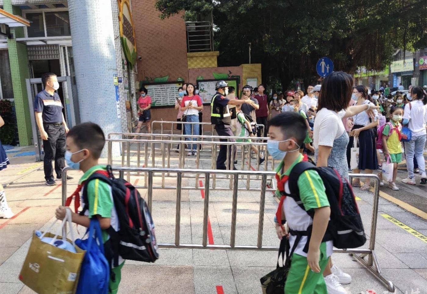 广州番禺公办小学地段生入读政策拟增加新规定