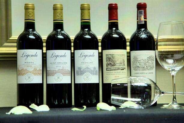 华致酒行助力传奇源自拉菲罗斯柴尔德波亚克红葡萄酒深度拓展中国市场