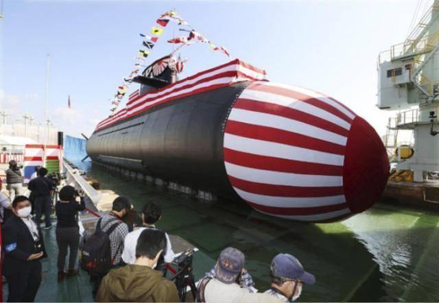 日本最近下水的大鲸级潜艇性能究竟怎样,在世界现役常规潜艇中算什么水准?