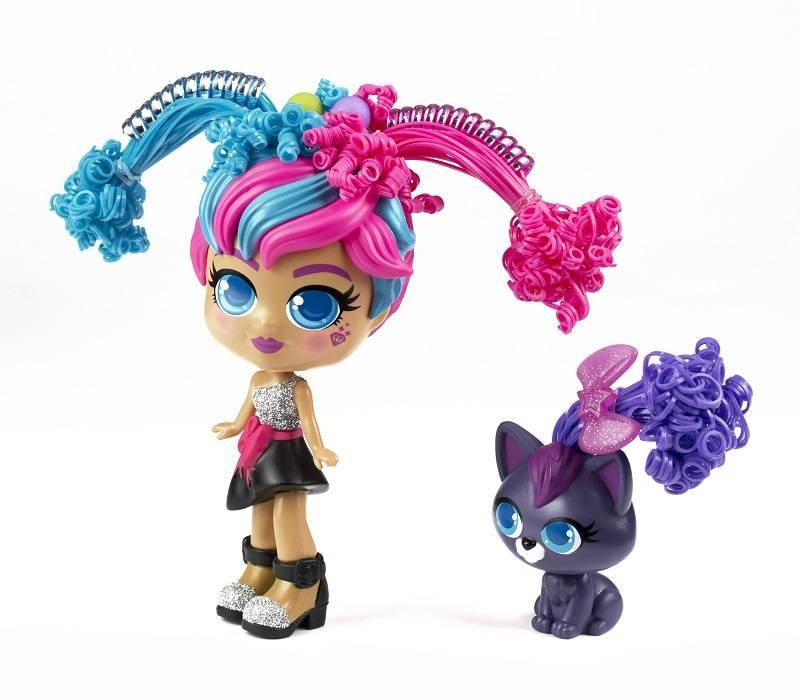 kidsland凯知乐携手银辉推新品美发娃娃,为爱美女孩们献上诚意之作!