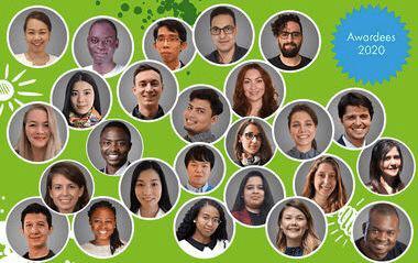 2020 Green Talents 德国虚拟颁奖礼