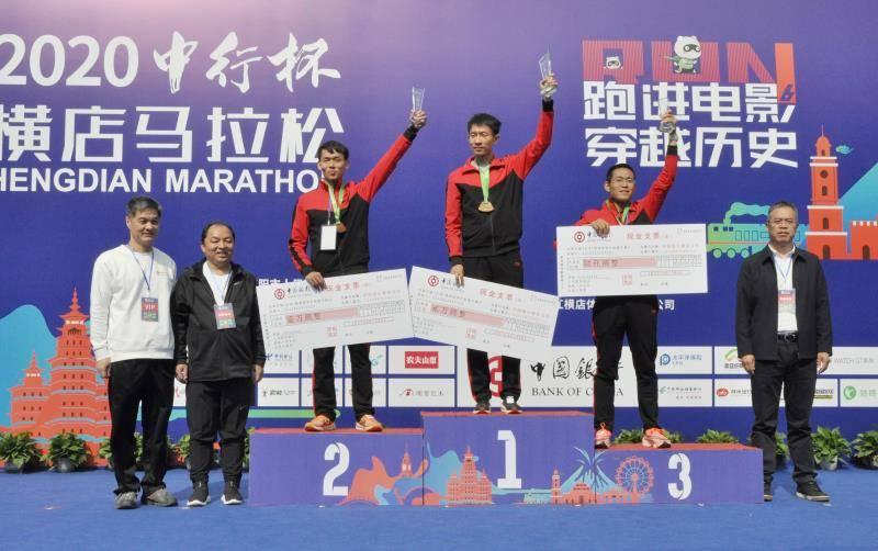 跑进电影、穿越历史----中国银行第六次冠名横店国际马拉松赛
