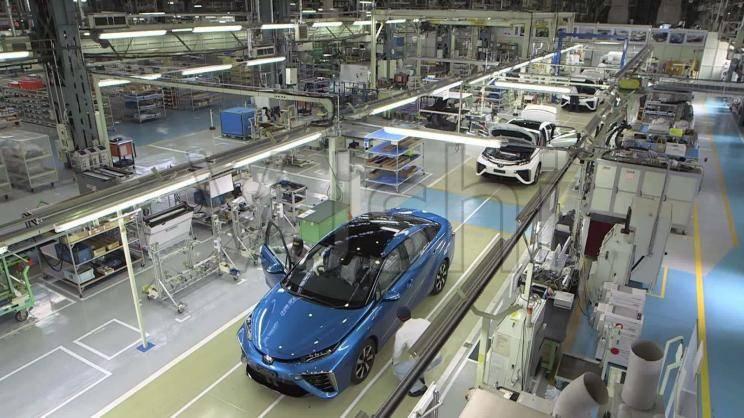 2020年前十月汽车工业增加值增速回升