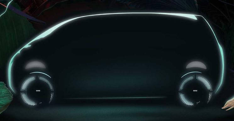 MINI Vision Urbanaut概念车预告图发布-XI全网