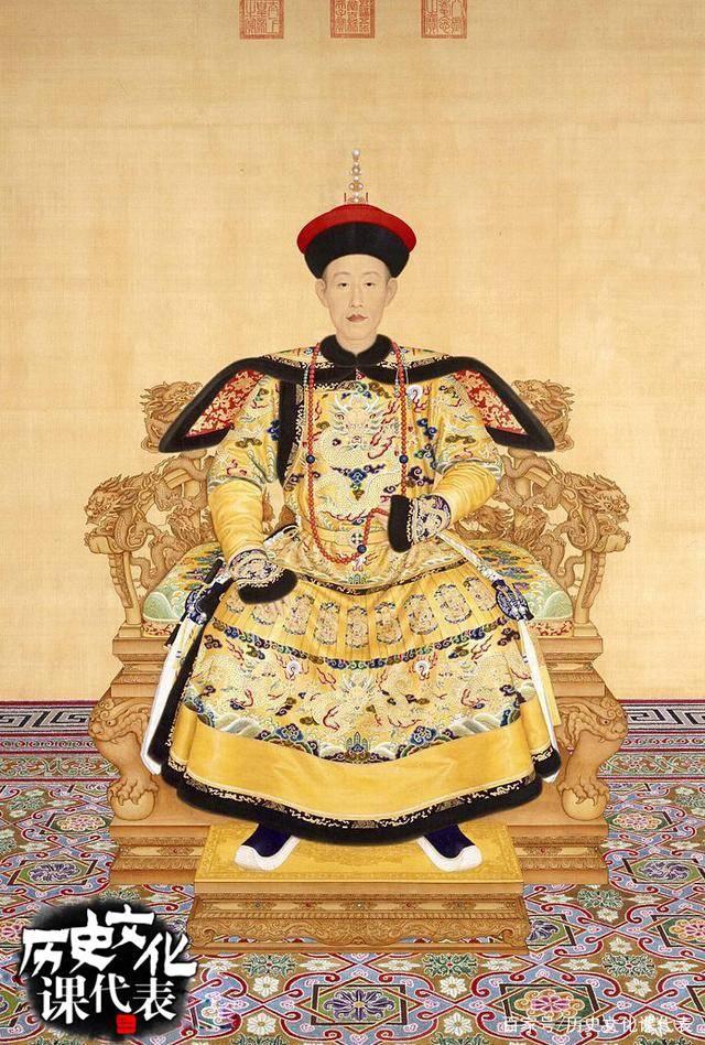 清朝12位皇帝列表是谁?清朝12位皇帝的顺序及特点,一个顺口溜教你轻松记住! 网络快讯 第7张