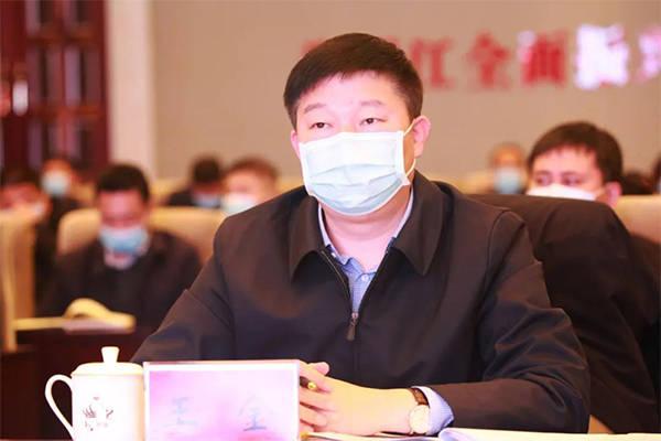 同江市组织收听收看学习贯彻党的十九届五中全会精神