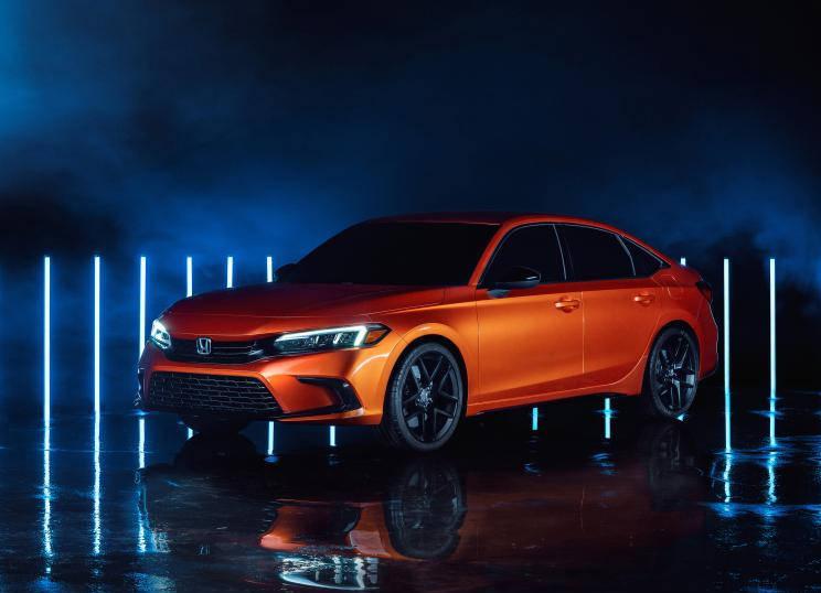 全新国�产本田思域有望于2021年中发布-极速赛车