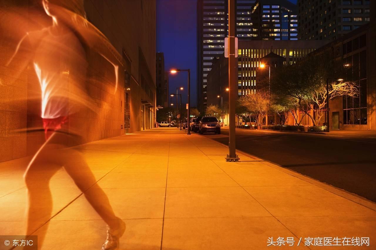 夜跑有什么好处(夜跑的四大好处你知道吗)插图(2)