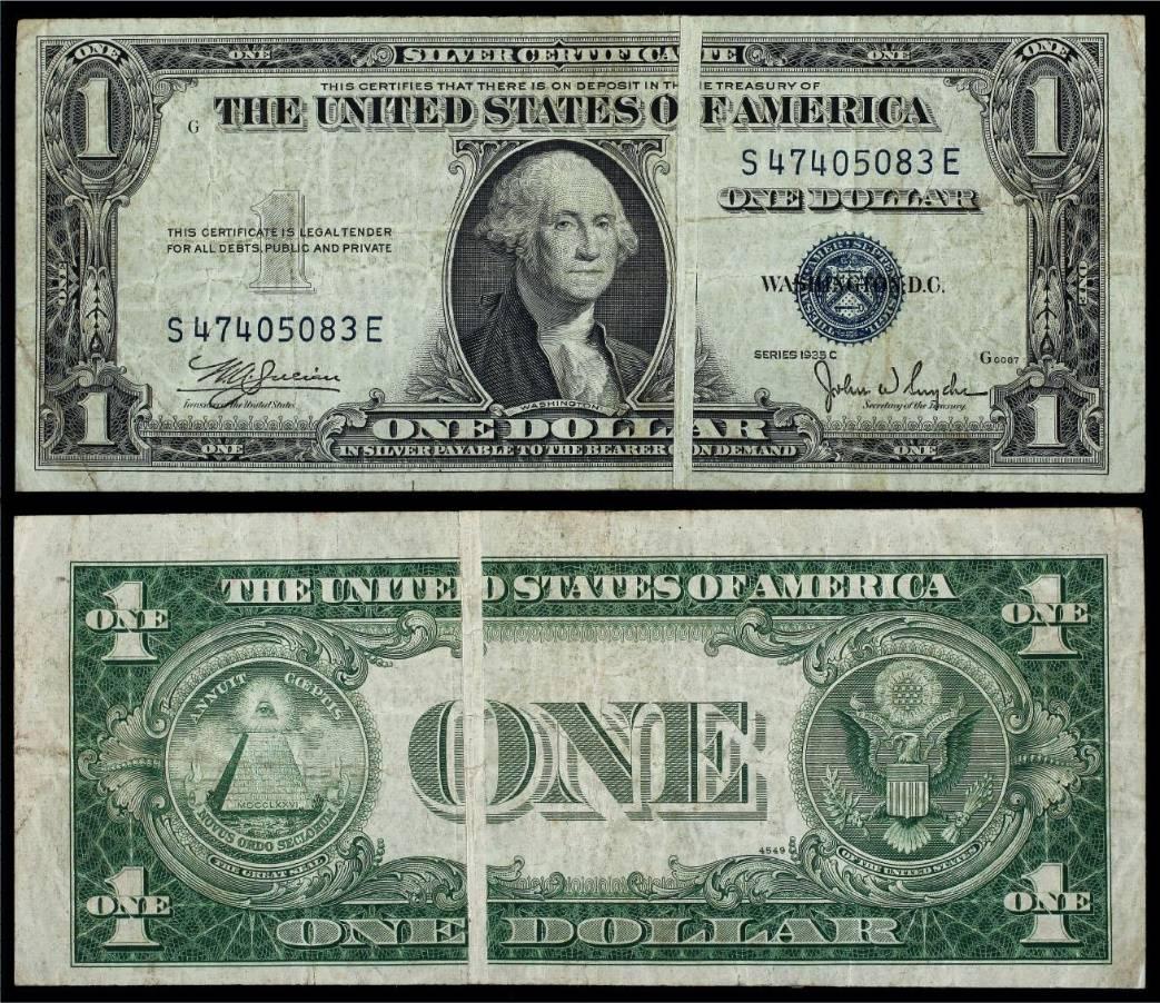 美钞为什么无法仿制(华盛顿为何被印在1美元上)插图(4)