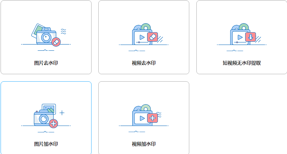 Apowersoft Watermark Remover 视频图片批量去除和加入水印
