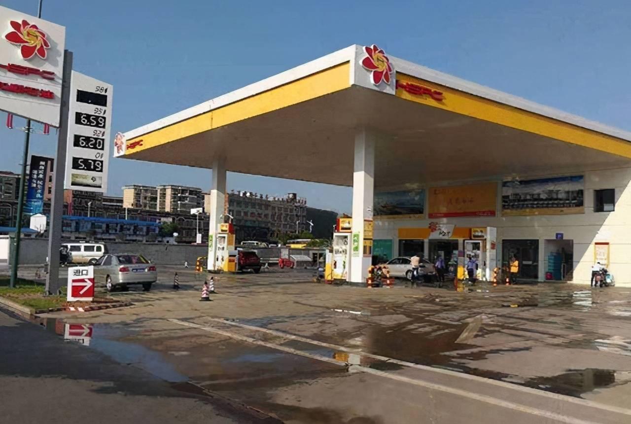 在很多看来,开加油站一直都是一个暴利的生意插图(2)
