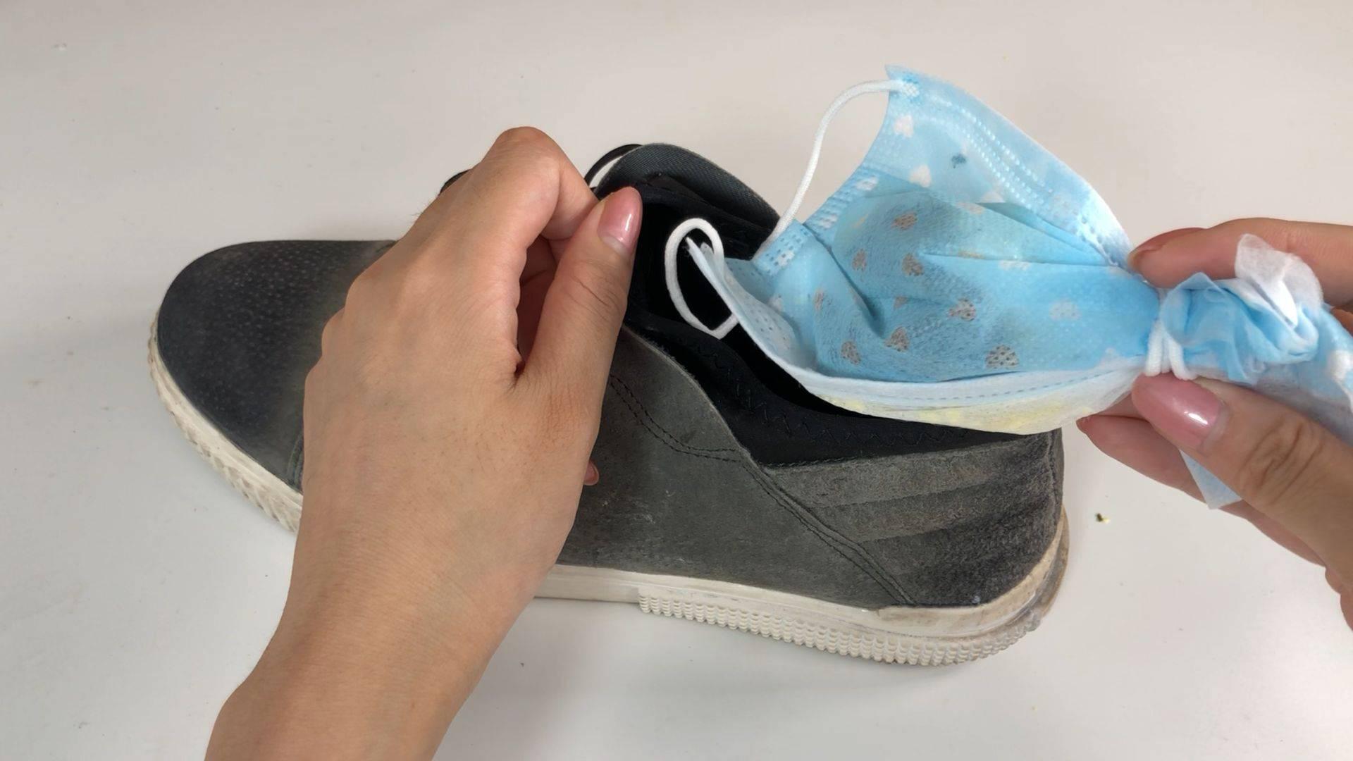 鞋子太臭怎么快速去除(鞋子里面好臭用什么方法)插图(4)