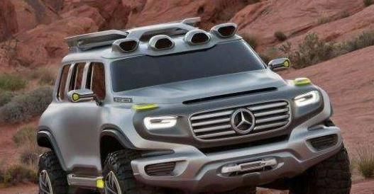超级狂野推荐:世界硬汉认可四大越野车,这是成功男士的标准配置