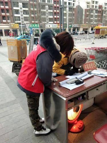 金宇名庭社区:党员带团员,不忘初心显担当