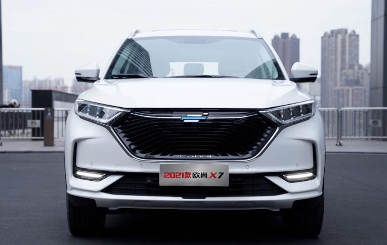 2021长安欧尚X7能否上市,延续年销量10万的势头?