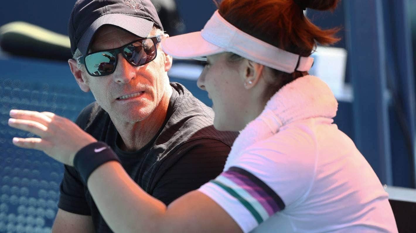 糟糕!美网前冠军安德烈斯库教练承认自己新冠病毒阳性