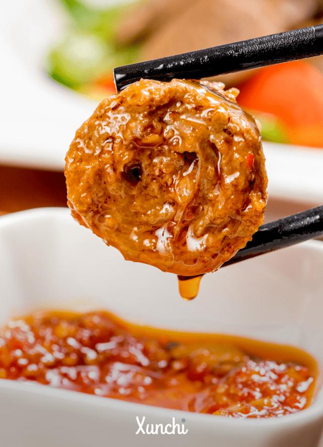 正宗潮汕牛肉丸配方被公开,你吃的不正宗!