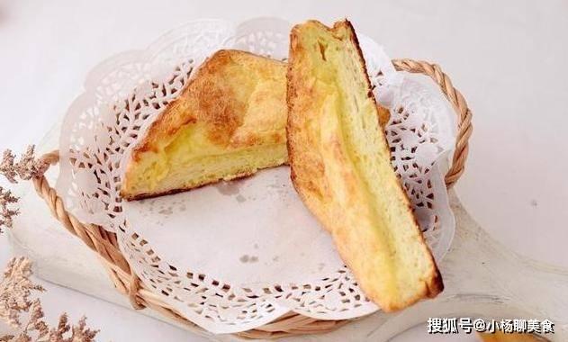 独创的新奶酪面包制作方法,这三种配料放在一起,味道鲜美