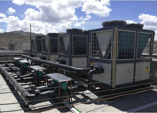 守护蓝天净土,中广欧特斯空气源热泵助力西藏清洁采暖