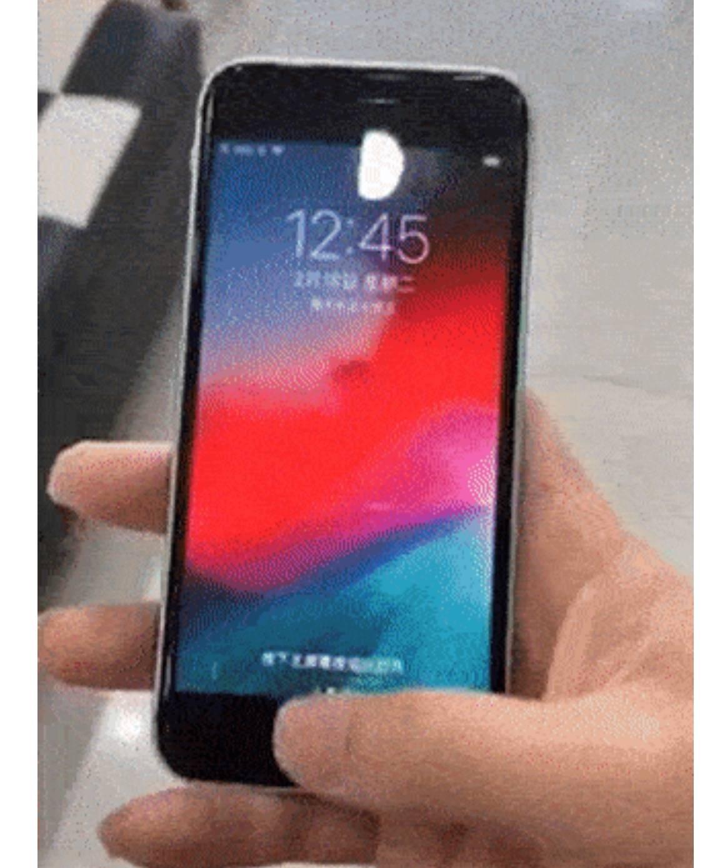 原创             iPhone9工程机流落民间,网友:不发