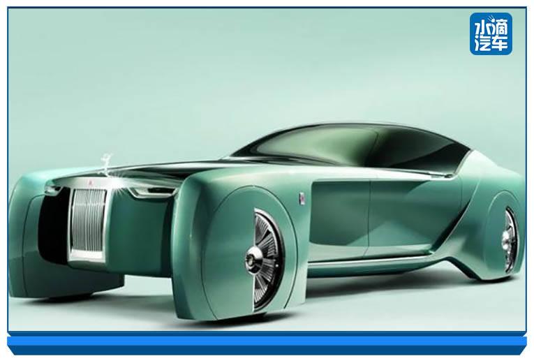 劳斯莱斯首款纯电动车,基于幻影平台打造,搭载宝马iX电驱动系统_车型