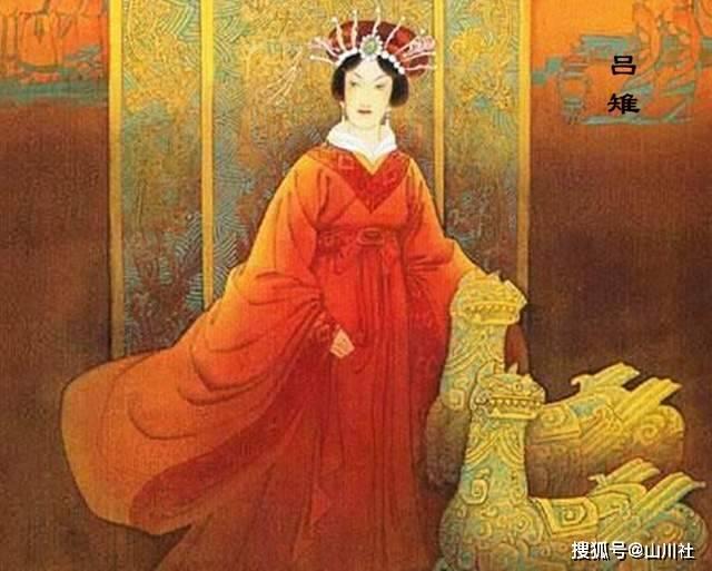 后宫女人太难当,刘邦死后,他的女人多数都没有好