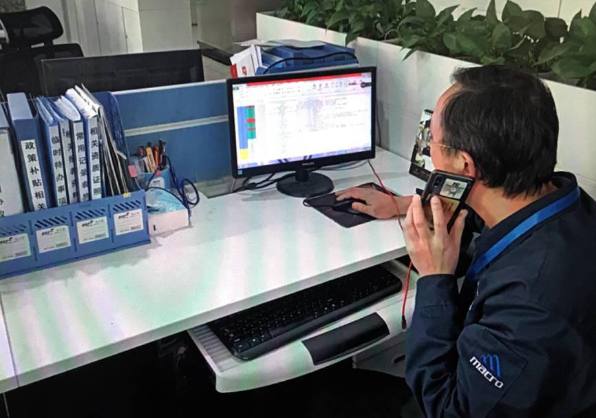 重庆市人力资源和社会保障局建立了35万人的网上就业、学习政策和网上寻求指导的整合服务