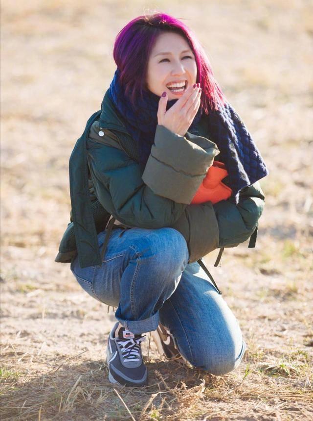 杨千嬅最入人心的一首歌,天生的野孩子,连没有幸福都不介意