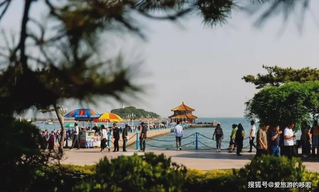 走进一座叫青岛的城!感受红瓦绿树外的百般风情!