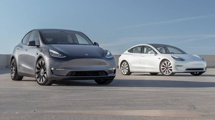 在加州的原始注册增加了63%,Y型车帮助特斯拉品牌