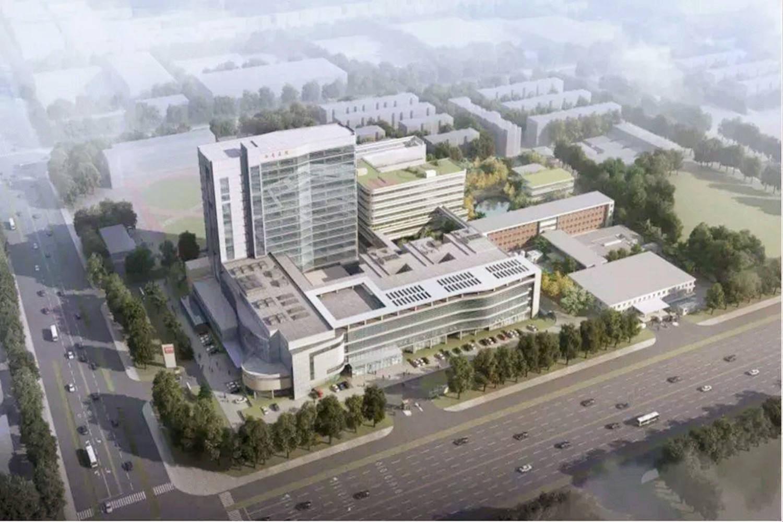 """岳阳将建的大型医疗项目,主要建设""""一院一中心"""",投资约37亿元"""