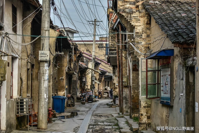 河沥溪老街:由繁华商埠到冷清废墟,却有宁国无法忘却的回忆!