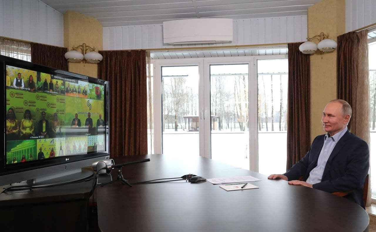 普京:普京宫殿与我无大宝娱乐lg关,纳瓦尔尼试图给俄罗